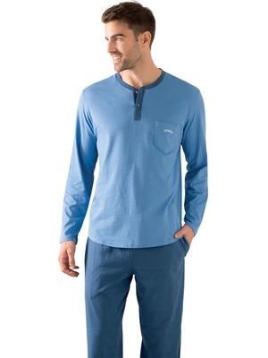 3aa373cc06e9 SOLDES Pyjama homme, pyjashort, peignoir homme, robe de chambre - Daxon