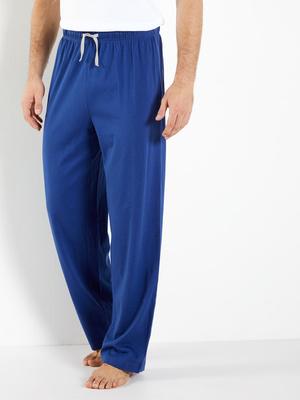 Lot de 2 pantalons de pyjama, bas droits