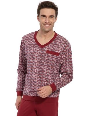 Pyjama forme jogging jersey pur coton