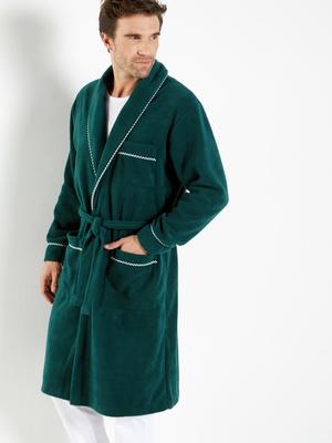 Robe de chambre, maille polaire
