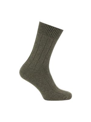 Chaussettes 48% laine, la paire