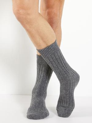 Mi-chaussettes de travail, 2 paires