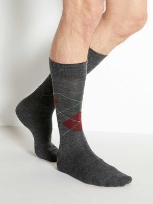 3 paires de mi-chaussettes