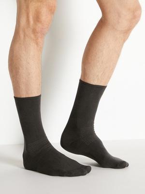 Mi-chaussettes spécial diabète, 2 paires