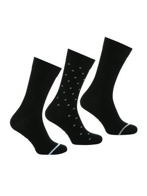Lot de 3 paires de chaussettes, boîte ca