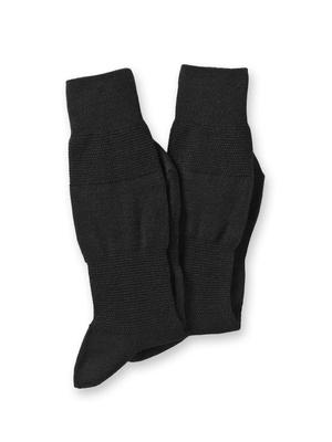 Lot 2 paires de mi-chaussettes 60% laine