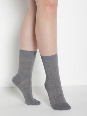 Mi-chaussettes jambes sensibles 2 paires