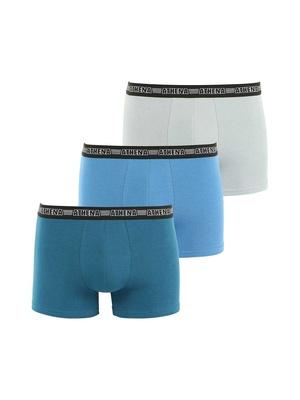 Boxers coton extensible, lot de 3