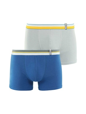 Boxers Easy Color, lot de 2