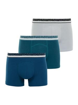 Lot de 3 boxers Coton Bio