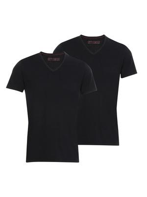 Lot de 2 tee-shirts col V Easy