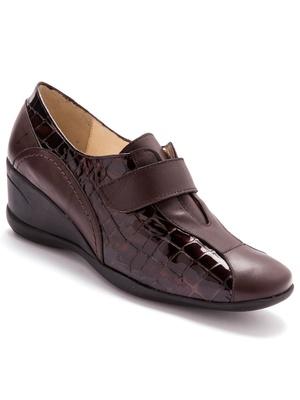 Chaussures femme à patte auto-agrippante