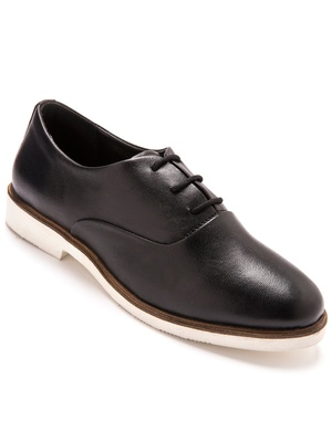Derbies cuir largeur confort