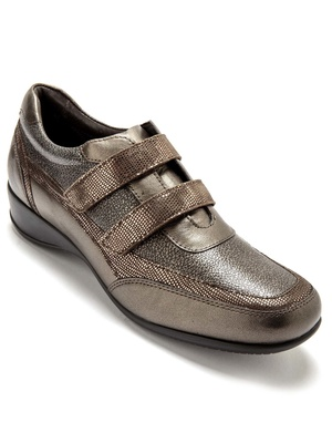 Derbies ultra souples, largeur confort