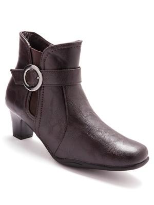 Boots côtés élastiqués
