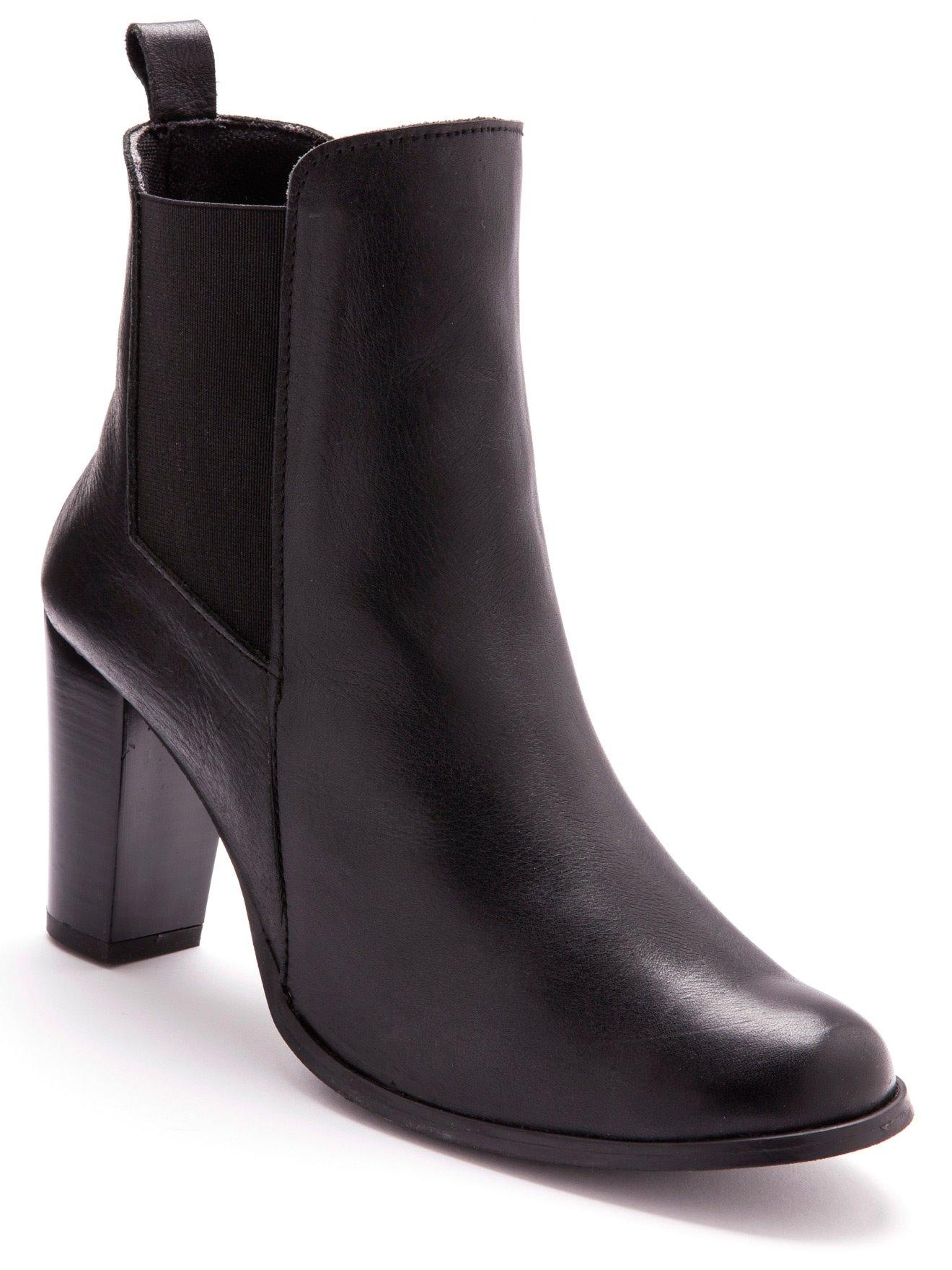 site réputé dd077 1f8b9 Boots avec élastiques, talon 7 cm - Daxon