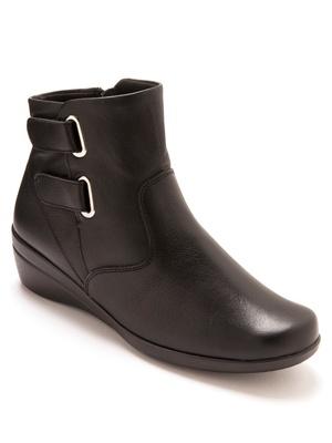 Boots à pattes auto-agrippantes