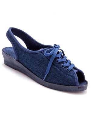 Sandales pieds douloureux ultra-souples