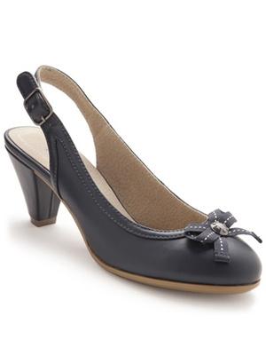 Sandales nœud fantaisie