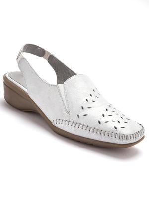Sandales à coutures latérales