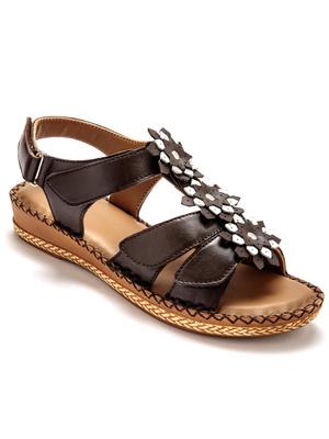 Sandales aérosemelle®, ouverture totale