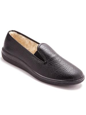 Chaussures sans-gêne fourrées