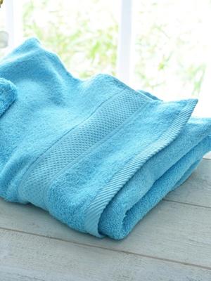 Lot de 2 serviettes-éponges