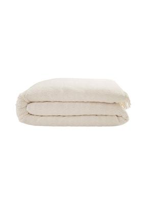 Couvre-lit tuft pur coton, 215g/m2