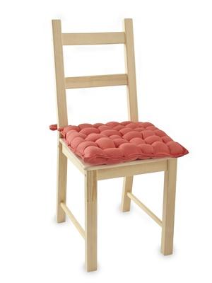 Galette de chaise tressée, lot de 2