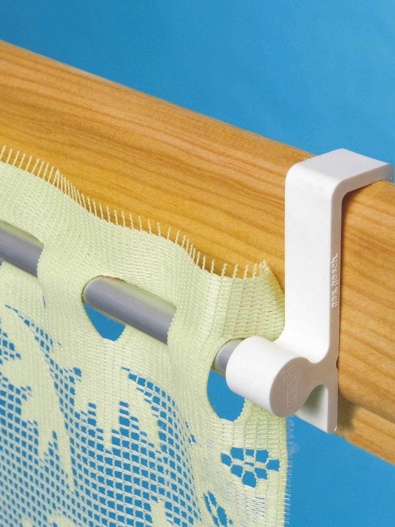 tringle rideaux sans clou ni vis daxon. Black Bedroom Furniture Sets. Home Design Ideas