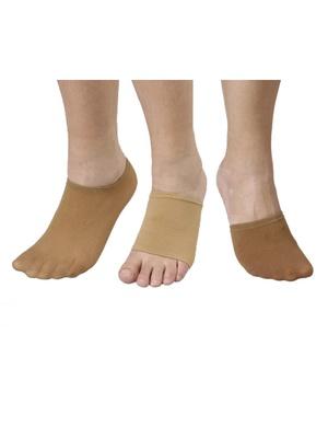 Couvre-pieds, lot de 3 paires