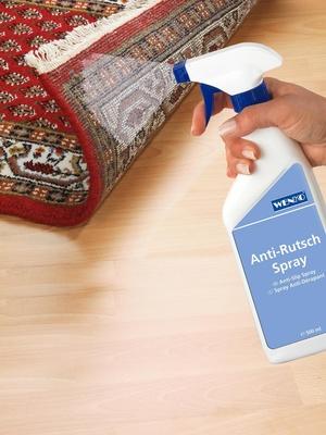 Spray antidérapant pour tapis