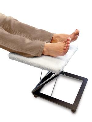Repose-pieds 4 positions