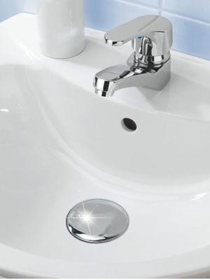 Bouchon de lavabo universel