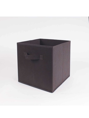 Lot de 2 cubes de rangement pliables