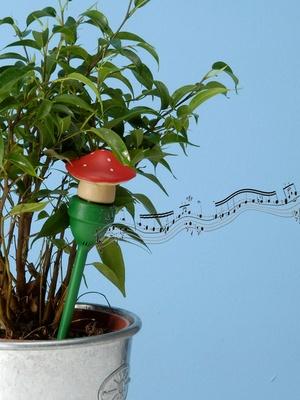 Avertisseur manque d'eau pour plante
