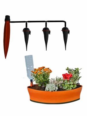 Kit d'arrosage jardinière, 3 goutteurs