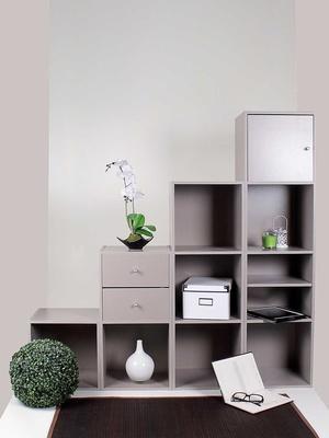 Porte pour meuble à cases