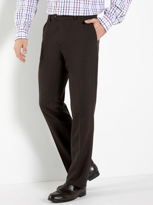 Pantalon, ceinture à réglage invisible