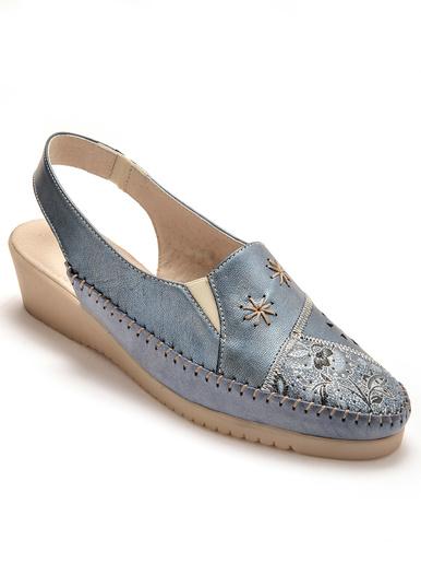 Sandale ultra souple, montage intégral