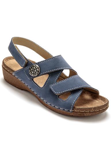 Sandales extra-larges, aérosemelle®