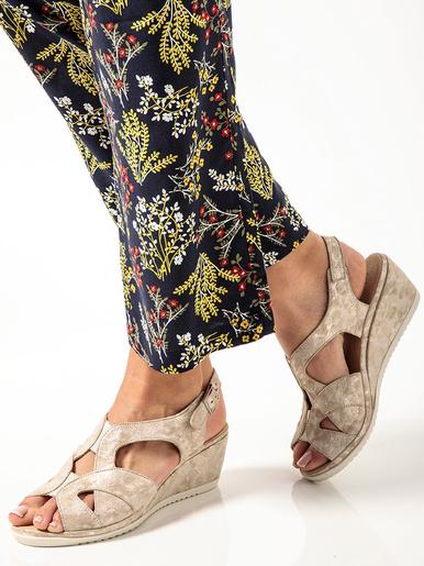 Sandales montage California aérosemelle®
