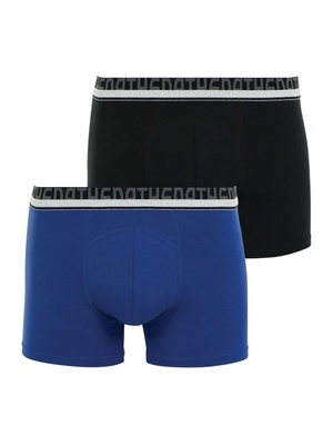 Lot de 2 boxers Coton Bio