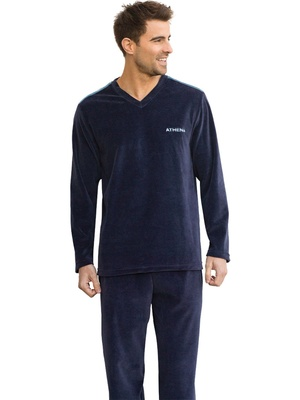 Pyjama velours Grand Froid