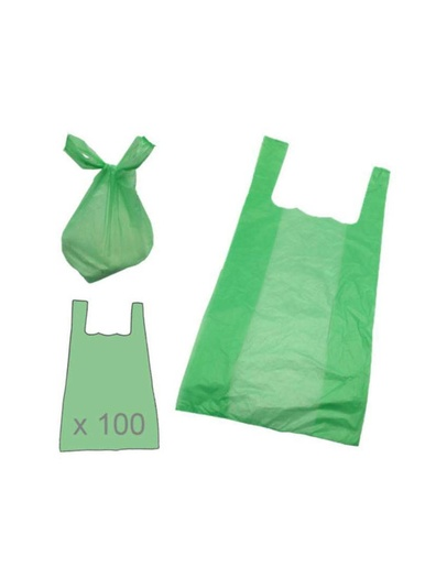 Lot de 100 sacs hygiéniques parfumés