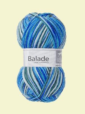 Fil Balade jacquard pour chaussettes