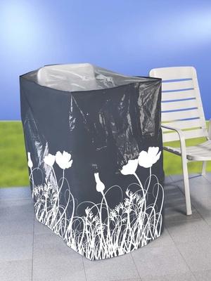 Housse chaises de jardin, dossier 100cm
