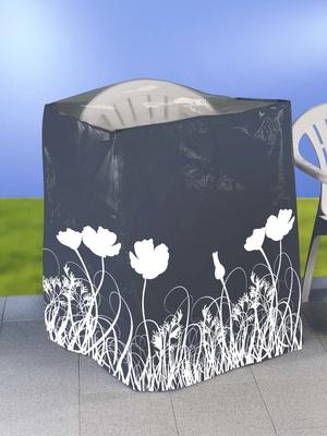 Housse chaises de jardin, dossier 80cm