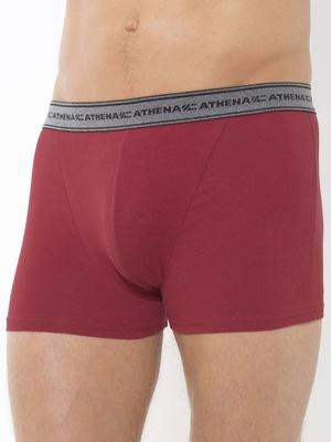 Shorties coton stretch Athena lot de 4