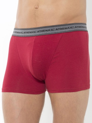 Shorties coton stretch Athena, lot de 4